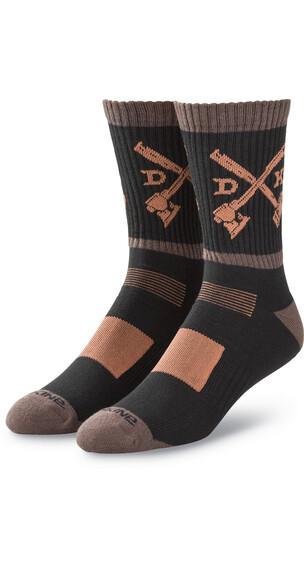 Dakine Step Up Socks Men Black/Tarmac